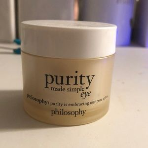 *BRAND NEW* Philosophy Purity Made Simple Eye
